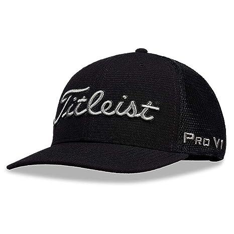 10a3b94ae Titleist Golf Cap (Tour Snapback, Tour Snapback Mesh) (Tour Snap Back Mesh