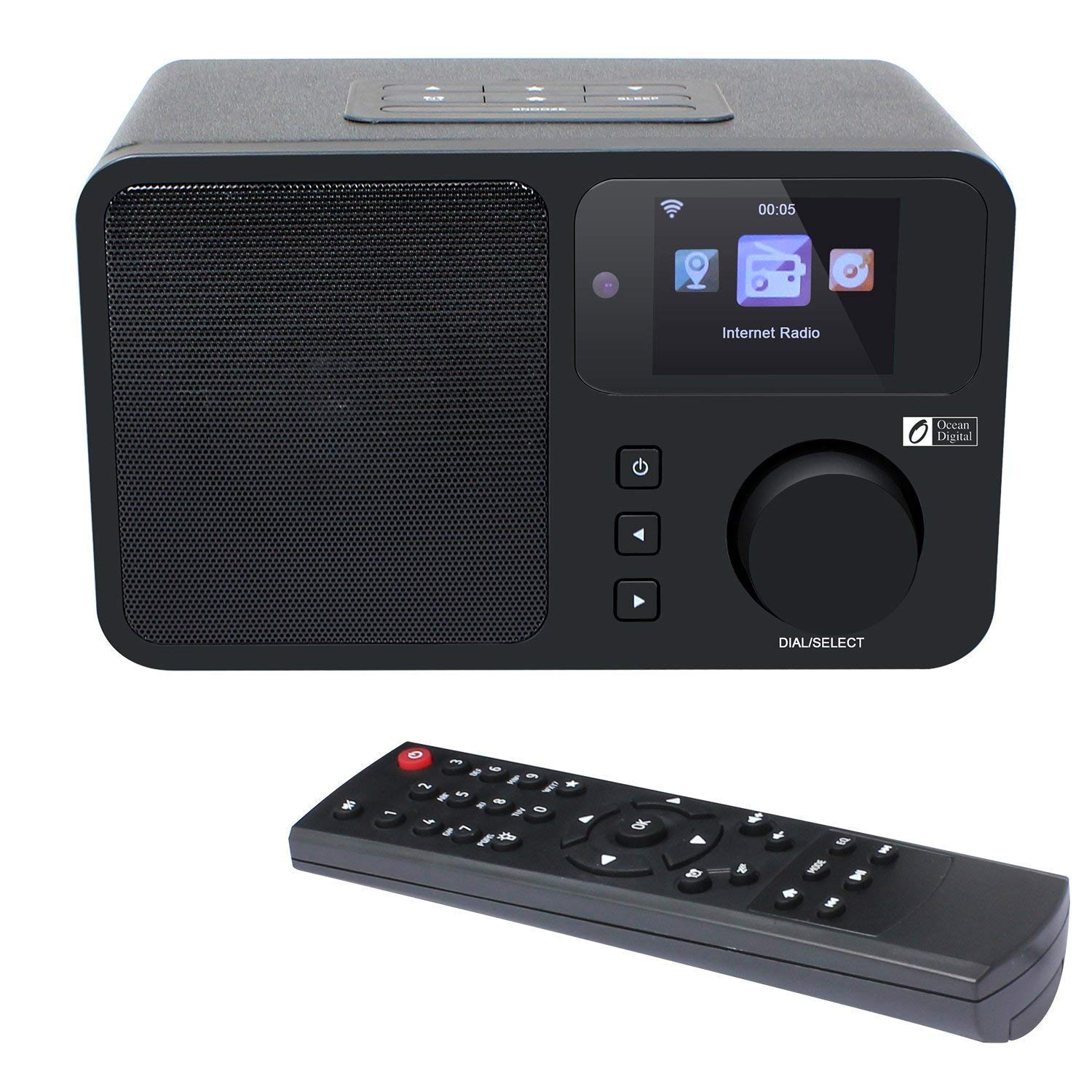 Ocean Digital Internet Radio WR233 WiFi WLAN