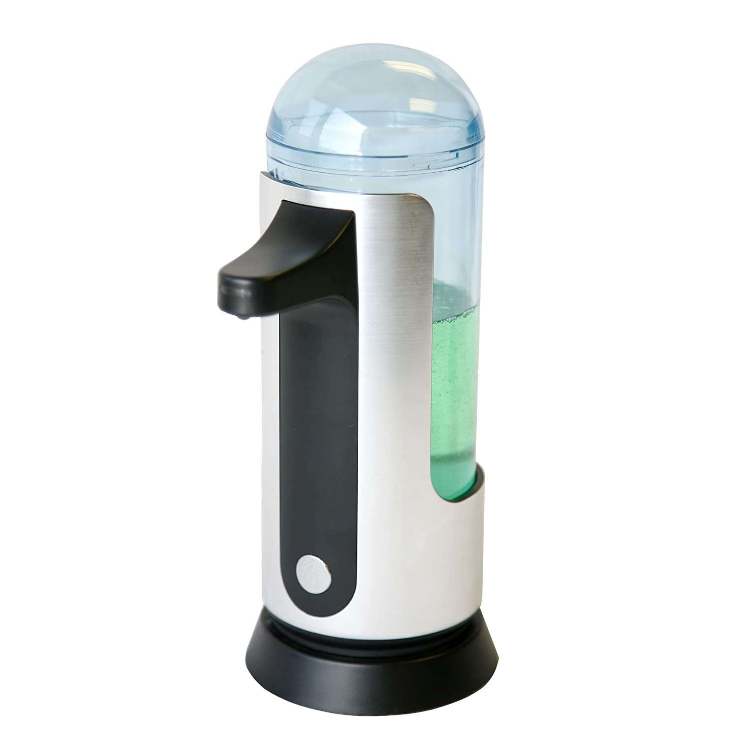 iTouchless 16oz Automatic Sensor Soap Dispenser with Removable 3D Container iTouchless Housewares /& Products Inc ESD003D