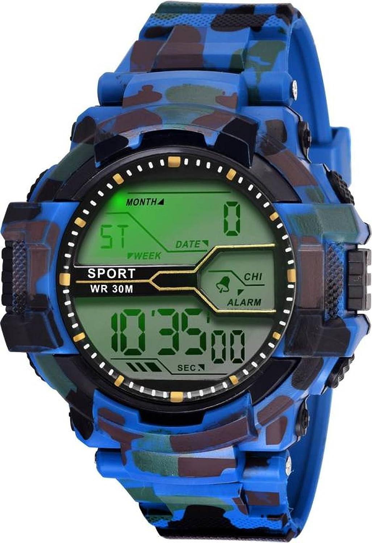 Lighting Deal - Ziera ZR901 DIGITAL SPORTS Boy's Watch - For Men