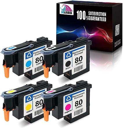 Jalada - Cabezales de impresión compatibles con 80 cabezales de ...