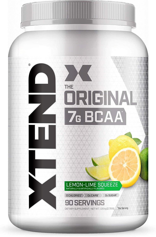 Scivation Xtend BCAA 90杯分 (レモンライム)
