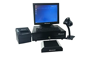 Amazon Com Point Of Sale System Only Hardware Monitor Touch