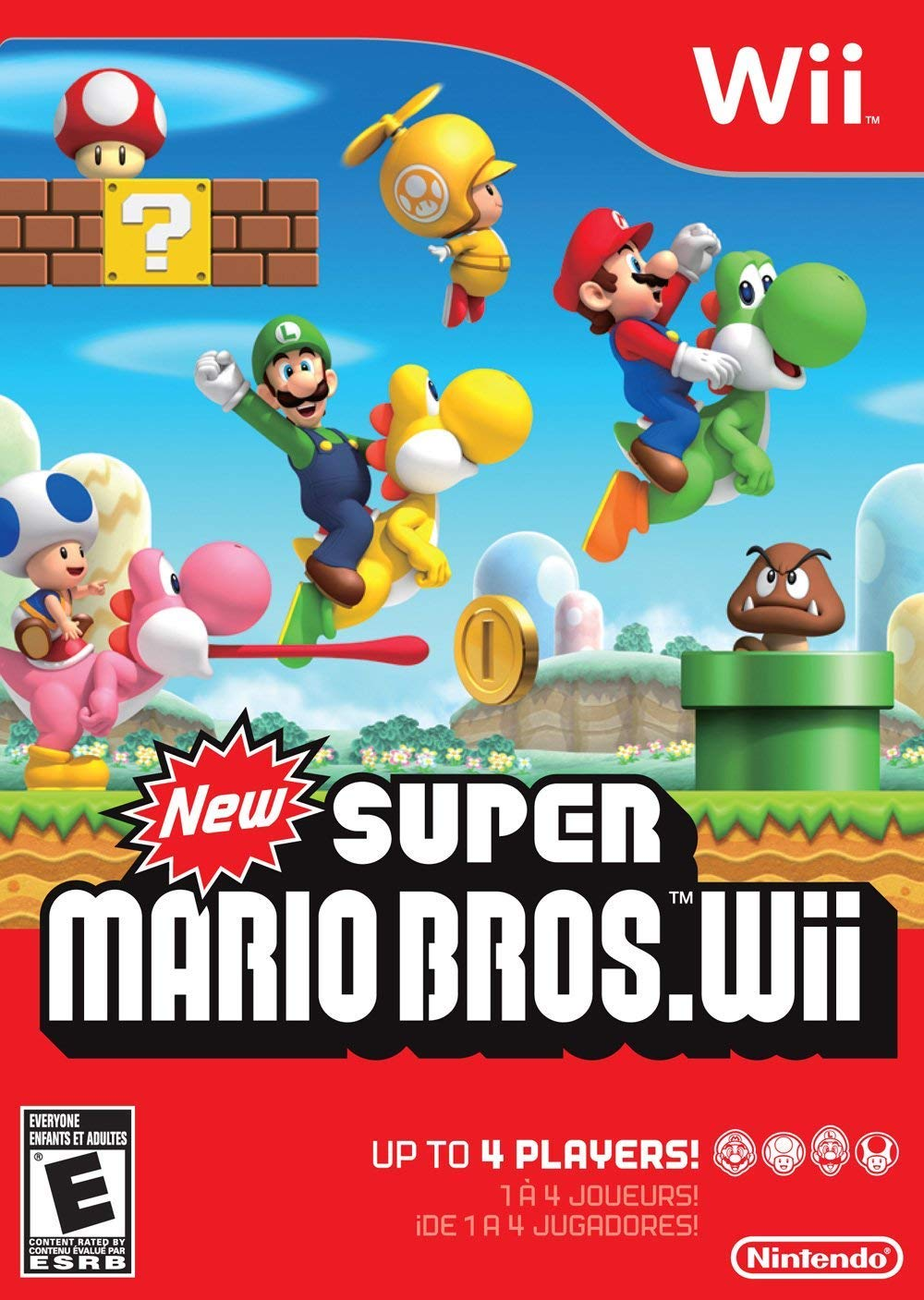 Amazon Com Wii New Super Bros World Edition Video Games