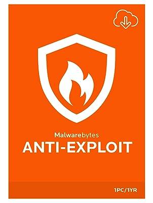 Malwarebytes Anti-Exploit Premium 1 Year for 1 PC [Download]