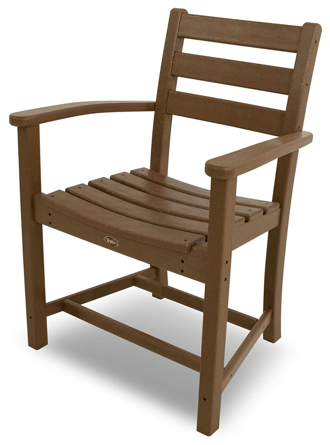 Trex Outdoor Furniture Monterey Bay Dining Club Tree House Arm Chair