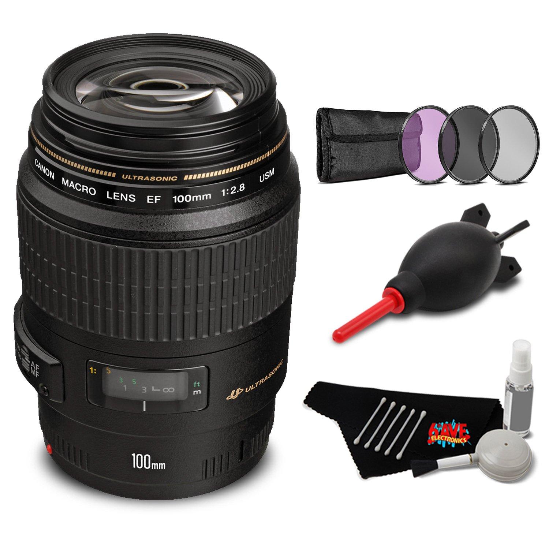 Canon EF Canon 100 mm f/2.8 f/2 f/2 USMレンズアクセサリーバンドル国際モデル B07FMH2YYC Base Kit|100mm f/2.8 100mm f/2.8 Base Kit, 有田市:ecd12e88 --- ijpba.info