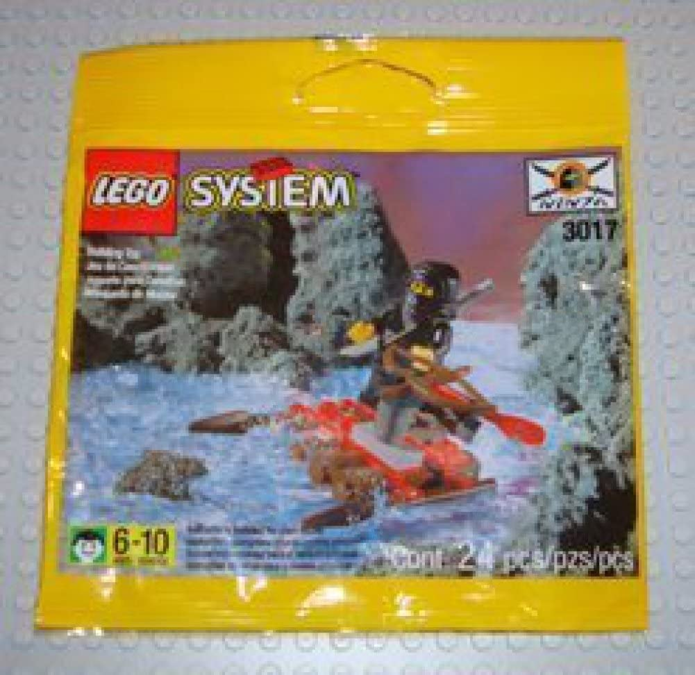 5Star-TD Lego Castle Set #3017 Ninja Water Spider
