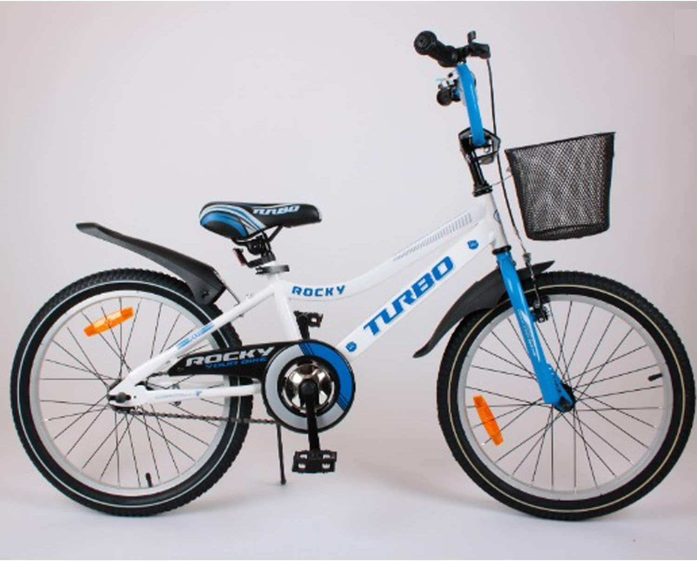 Barabike 20rock de película Bicicleta Infantil 20 Pulgadas Rueda de niños (Parte Cilindro de Bicicleta Infantil: Amazon.es: Deportes y aire libre