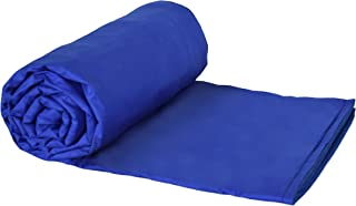 "product image for Weighted Blankets Plus LLC - Made in USA - Child Small Weighted Blanket - Blue - Cotton/Flannel (48"" L x 30"" W) 6lb Medium Pressure."