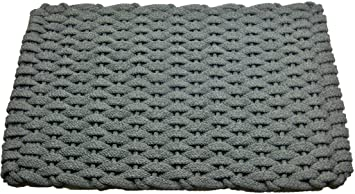 outdoor front door matsAmazoncom  Rockport Rope Doormats 2030206 Indoor and Outdoor