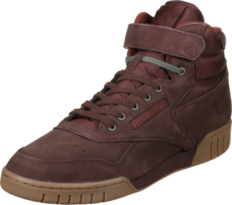 Reebok EX-O-Fit Plus Hi Schuhe  42.5 EU|Burnt Sienna