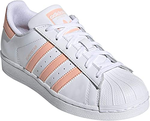 Superstar, Zapatillas Unisex Niños, Glow PinkFootwear White 0