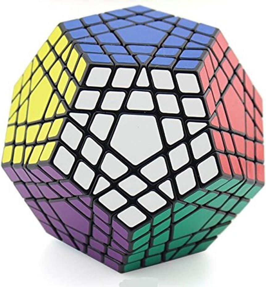 ShengShou 6x6x6 Megaminx Teraminx Twist Puzzle Magic Cube Intellectual toys