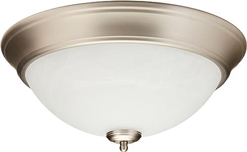 Craftmade X215-BN Bowl Flush Mount Light