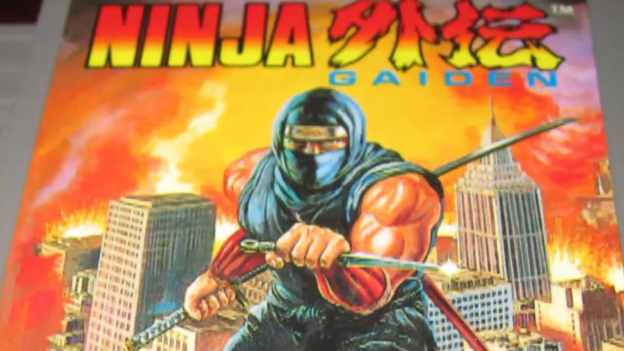 Ninja Gaiden for NES Game Review
