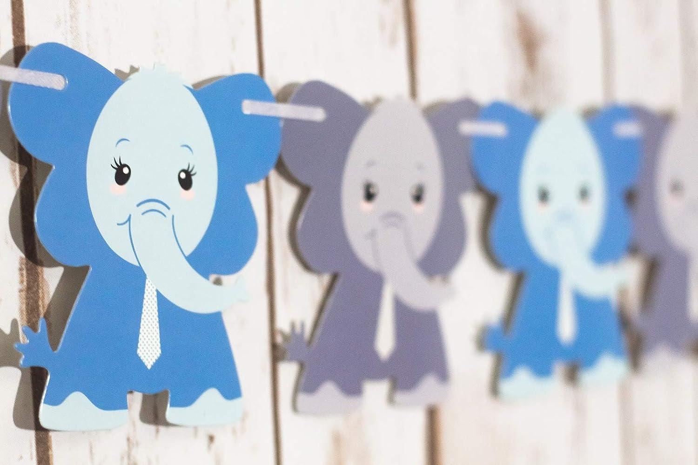 Amazon Com Elephant Baby Shower Decorations Boy Elephant Baby