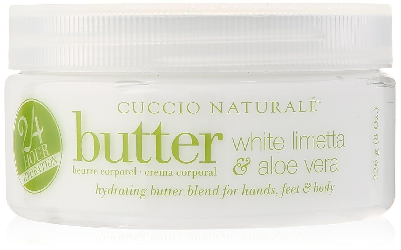 Cuccio Naturale Burro, Bianco Limetta e Aloe Vera 226 g 3281