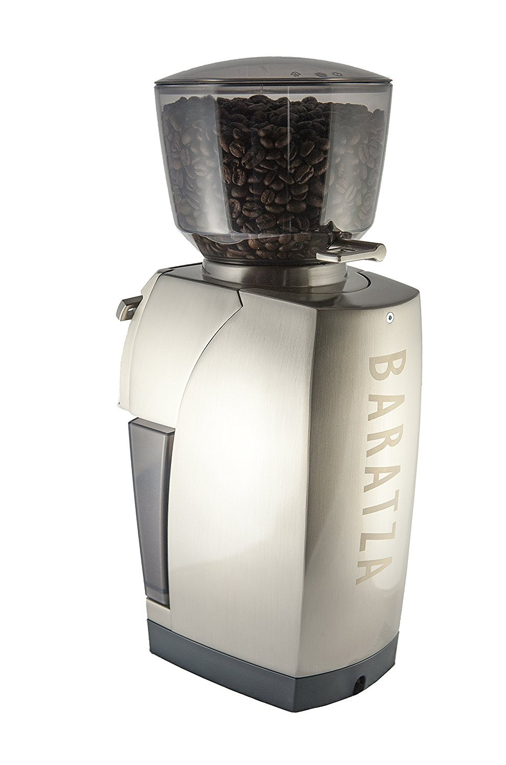 Baratza Forte BG (Brew Grinder) - Flat Steel Burr Commercial Grade Coffee Grinder, Brushtech Coffee Grinder Dusting Brush & Zonoz One-Tablespoon Plastic Clever Scoop (Bundle) by Baratza (Image #3)