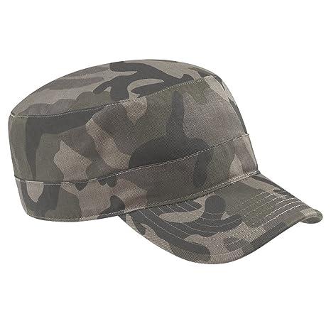Beechfield - Cappellino Militare (Taglia unica) (Mimetico)  Amazon ... 1d55ae97b6d7