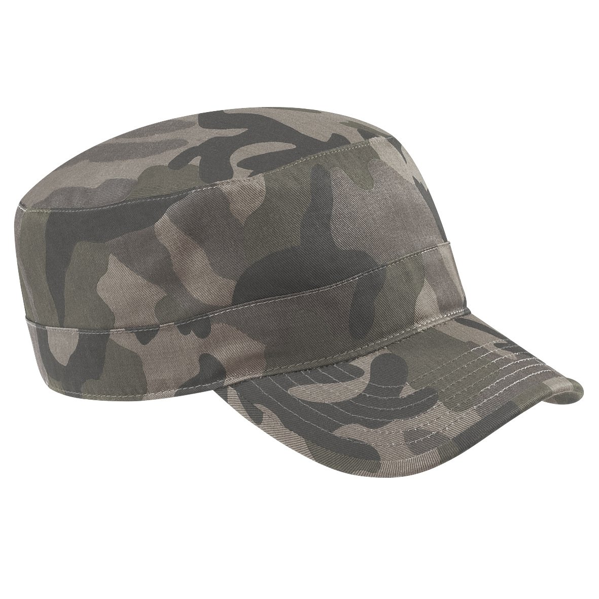 Beechfield Casquette camouflage style arm/ée 100/% coton