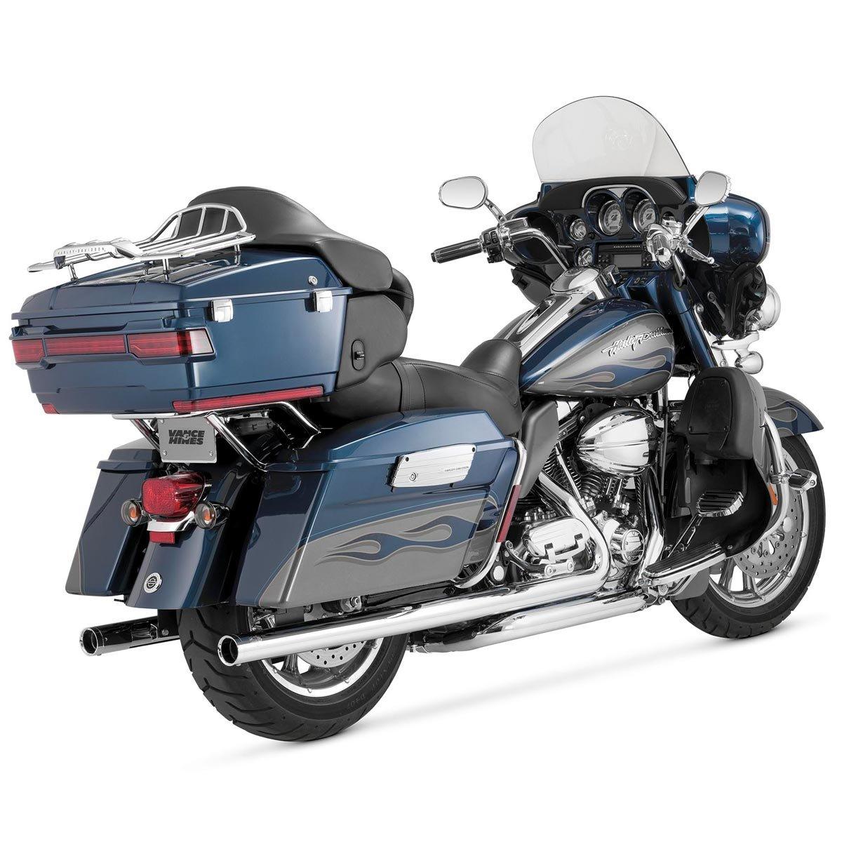 Vance Hines Big Shots Duals Exhaust 17931 Automotive 1966 1969 Harley Fhl Wiring Diagram