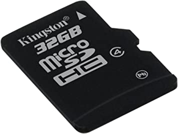 Kingston Industrial Grade 32GB Lava Discover 137 MicroSDHC Card Verified by SanFlash. 90MBs Works for Kingston