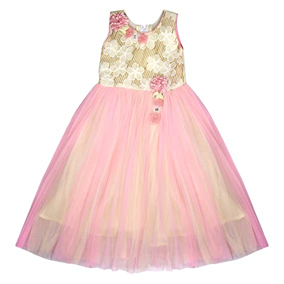 Arshia Fashions Girls frock party wear dress: Amazon.in: Clothing ...