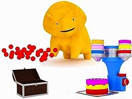 Aprende los colores con baules llenos de pelotas, una Torta de Cumpleaños y Dino el Dinosaurio. Dino es un curioso pequeño dinosaurio que siempre tiene ...