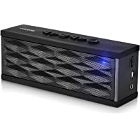 Rokono F200 Bluetooth Speaker with Long Playtime, Dual Precision Drivers, Wireless Speakers with Low Harmonic Distortion…