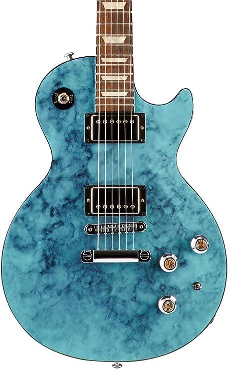 Gibson Les Paul Guitarra eléctrica Rock clásico turquesa
