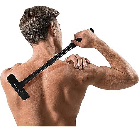 Easy Raze - Maquinilla de afeitar para pelos de espalda y ...