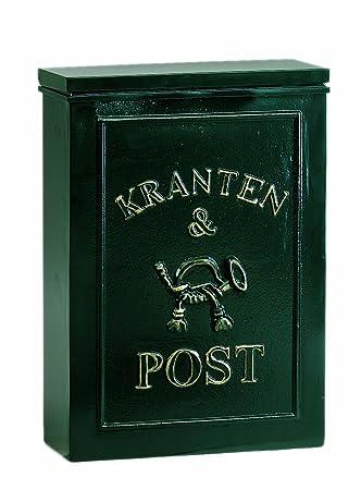 KS Verlichting Briefkasten B9D, grün: Amazon.de: Garten
