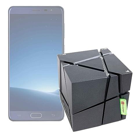 DURAGADGET Altavoz inalámbrico Portátil para Smartphone ...