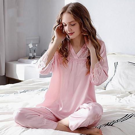 Xing Hua home Pijamas Femeninos sexys de Verano Traje de ...
