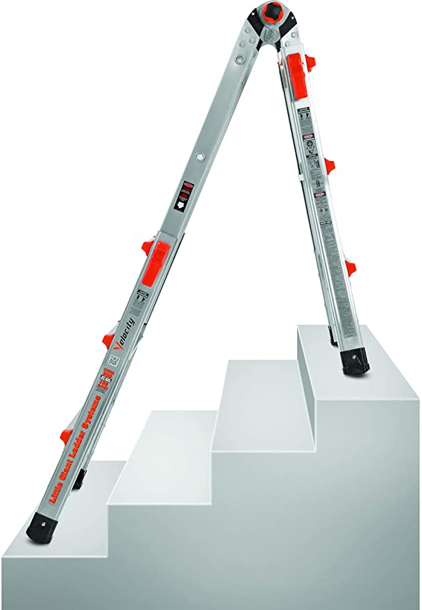 little giant 13-foot multi use ladder