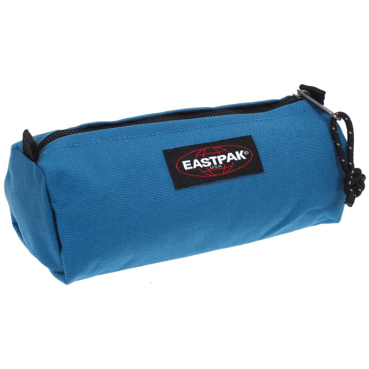 EASTPAK Benchmark Estuche, Unisex Adulto, Azul, Talla Única: Amazon.es: Deportes y aire libre