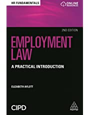 Employment Law: A Practical Introduction (HR Fundamentals)