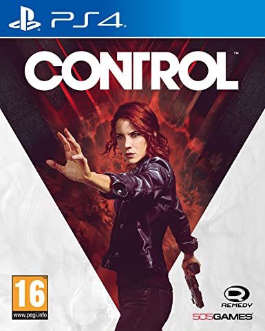 Image result for control ps4 game