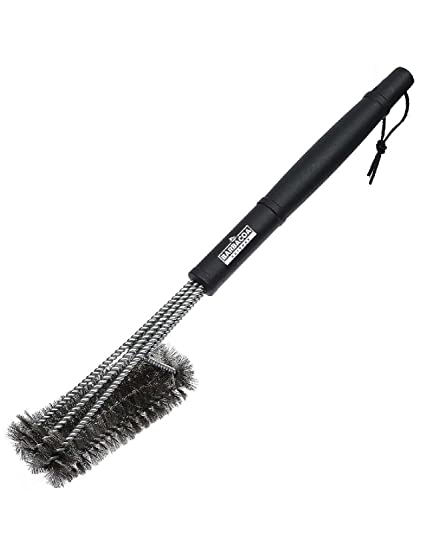 "18"" 3 in 1 Grill Brush"