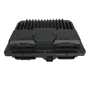 Amazon com: Flashmasters ECM 16244210 GMC Yukon Engine