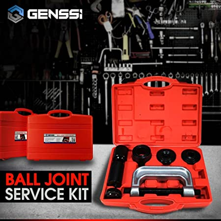 Genssi Ball Joint Deluxe Service Kit Tool Set 2wd & 4wd Vehicles ...