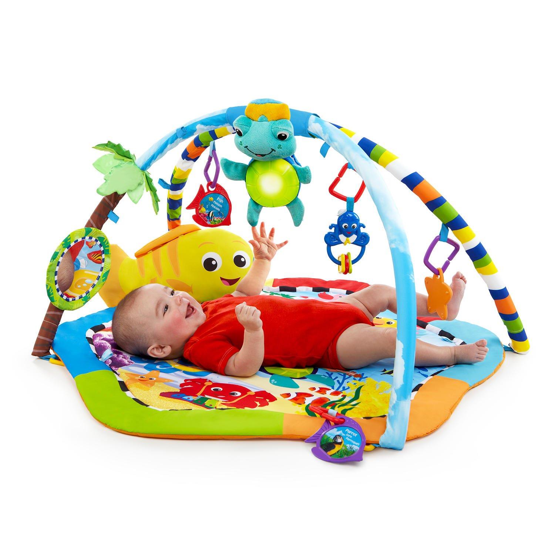 baby einstein rhythm of the reef play gym (dispatched from uk  - baby einstein rhythm of the reef play gym (dispatched from uk) amazoncababy
