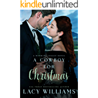 A Cowboy for Christmas (Wyoming Legacy Book 5)