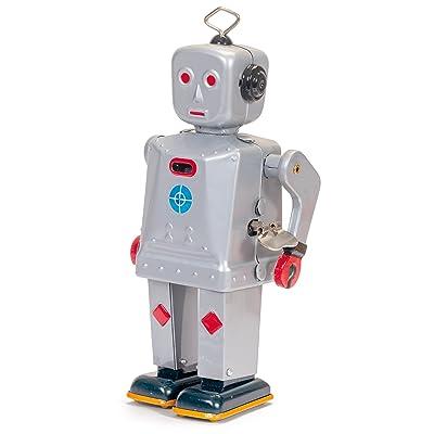 Tobar Sparkling Mike Robot: Toys & Games