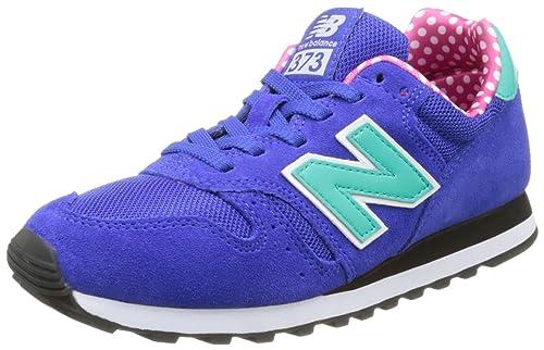 New Balance WL373 Lifestyle, Zapatillas para Mujer, Blue, 37 EU: Amazon.es: Zapatos y complementos
