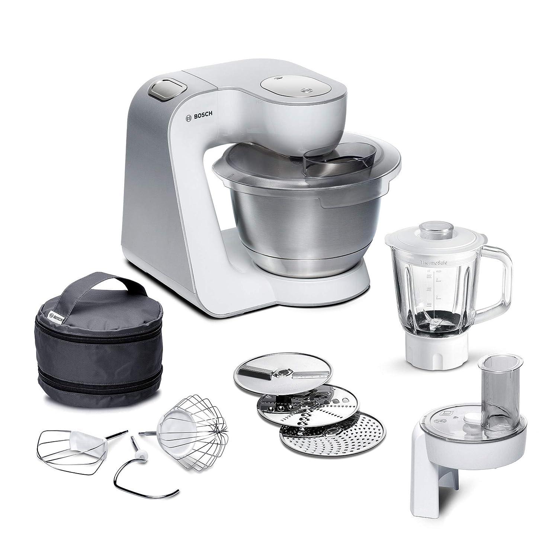 Bosch mum58227 Creatable litio Line Robot de cocina, plástico, color blanco: Amazon.es: Hogar
