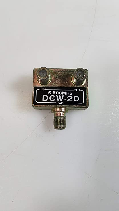Amazon com: PICO DCW-20 House Directional Coupler Tap/Splitter 20DB