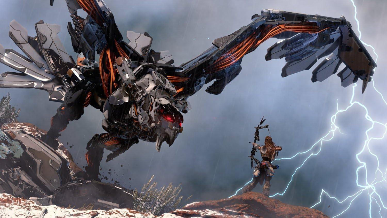 Horizon: Zero Dawn - PlayStation 4 [Importación inglesa]: Amazon ...