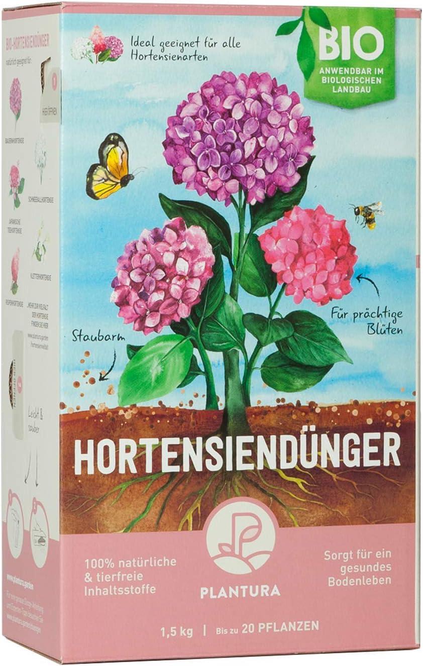 Hortensiendünger